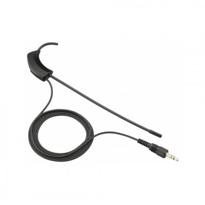 SONY ECM-77BMP Sony ECM-77BMP Broadcast Lavalier Microphone with 3.5mm Locking Jack