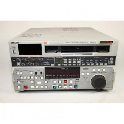 SONY DNW-A75P Betacam SX Video Cassette Recorder