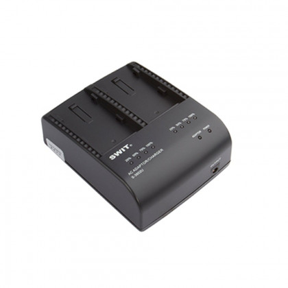 SWIT S-3602U Swit S-3602U Sony BP-U Style Dual Channel Sequential Charger