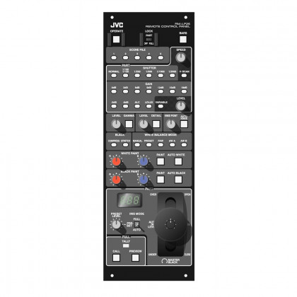 JVC RM-LP25U OCP & remote control