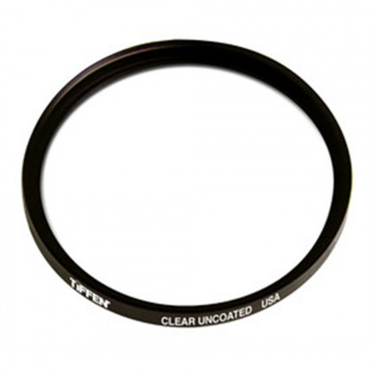 TIFFEN 138CLRUN 138MM CLEAR UNCOATED FILTER