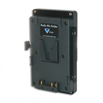 HAWKWOODS VL-RMB V-lok Radio Mic Adaptor (mount