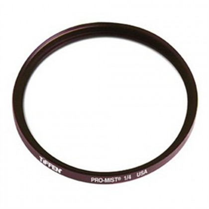 Tiffen 55mm Softnet Black # 2 Glass Filter.