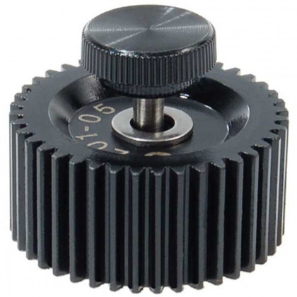 CHROSZIEL 201-05 Chrosziel 16mm-Wide Cine Follow Focus Drive Gear (0.8)