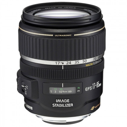 EF-S 17-85MM F4.0-5.6 IS USM