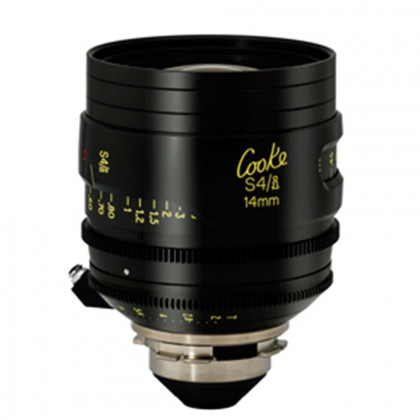 COOKEOPTICS S4I 14MM LENS Cooke Optics S4/i 14mm T2 35mm - PL Mount