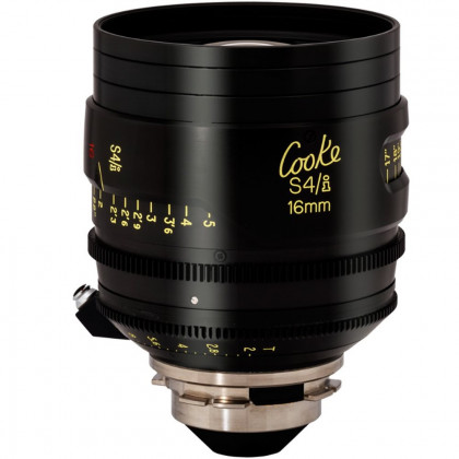 COOKEOPTICS S4I 16MM LENS Cooke 16mm S4/i T2 PL Mount Lens