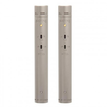 RODE MICROPHONES NT55PAIR Røde NT55 Matched Pair