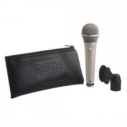 RODE MICROPHONES S1 Røde S1 (Standard nickel finis
