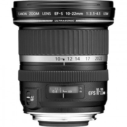 CANON CONSUMER EF-S 10-22MM F/3.5-4.5 USM EF-S 10-22mm f/3.5-4.5 USM - C