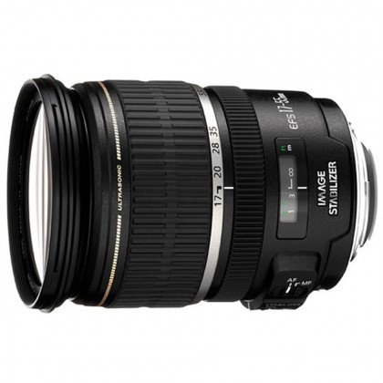 CANON CONSUMER EF-S 17-55MM F/2.8 IS USM EF-S 17-55mm f/2.8 IS USM - Co