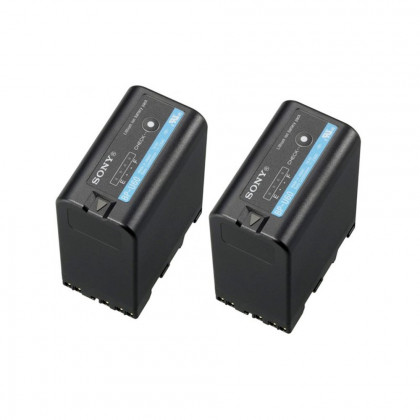 SONY 2BP-U60 Sony Battery Pack (2 x BP-U60)