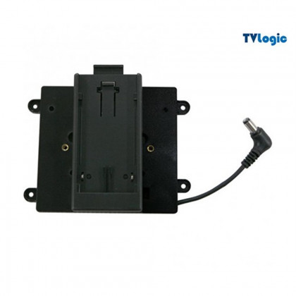 TV LOGIC BB-056U TVLogic Battery Bracket for VFM-056W Sony BP-U30/60 Style Batteries