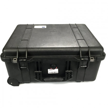 ZEISS 1856-822 Zeiss Transport Case for CP.2 Lenses
