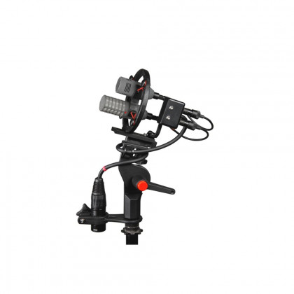 RYCOTE 016906 Connbox CB6 (2LEMO Detachable)