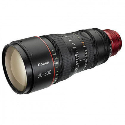 CANON CN-E 30-300MM T2.95-3.7 L S Telephoto cinematographic zoom
