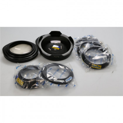 OPTEX SDPX20 WIDE ANGLE CONVERTER SET 0.7+0.5 WI