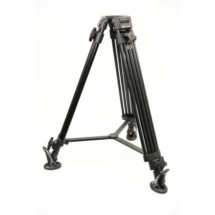 EIMAGE EI-7060AA 2 stage Aluminium Video Tropd Kit