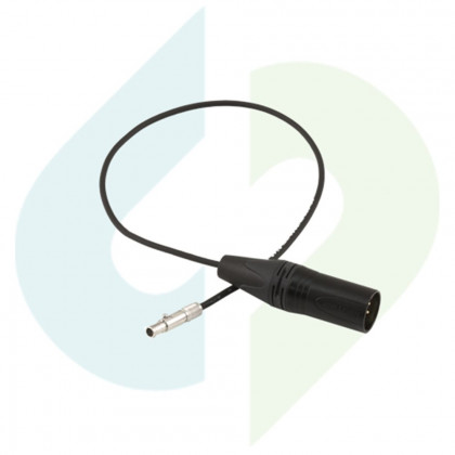 CONVERGENT DESIGN CD-OD-XLR Odyssey7Q/7Q+ XLR Power Cable: 4-Pin Male XLR 12v