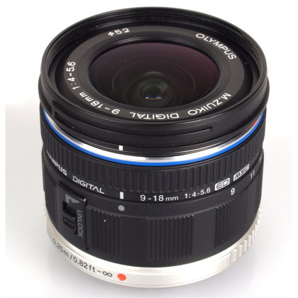 9-18MM F/4-5.6 MICRO FOUR THIRDS