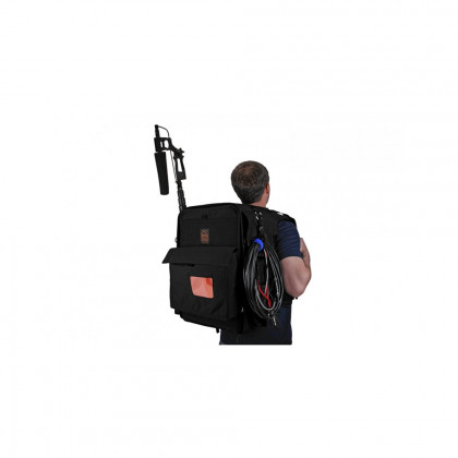 PORTABRACE BK-2AUD Rigid Frame Backpack for Audio