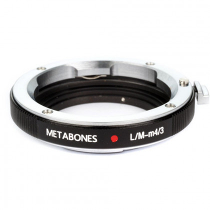 METABONES MB_LM-M43-BM2 Metabones Leica M Lens to Micro Four Thirds