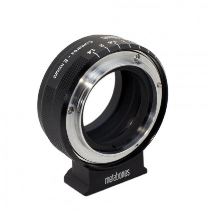 METABONES MB_CX-E-BM1 Metabones Contarex to E-mount/NEX Adapter