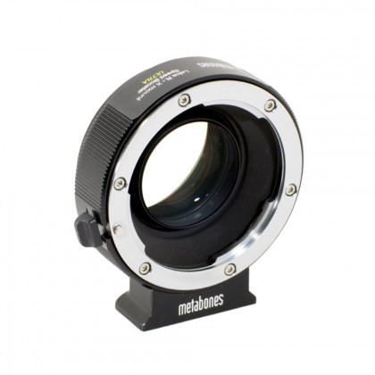 METABONES MB_SPLR-X-BM2 Leica R Lens to Fuji X Speed Booster ULTRA