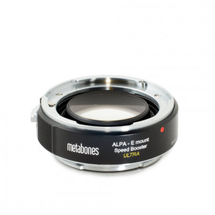 METABONES MB_SPALPA-E-BM2 Metabones ALPA Lens to Sony NEX Speed Booster ULTRA