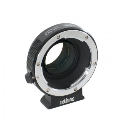 METABONES MB_SPLR-BMCC-BM1 Metabones Leica R to BMCC Speed Booster (Black Matt)