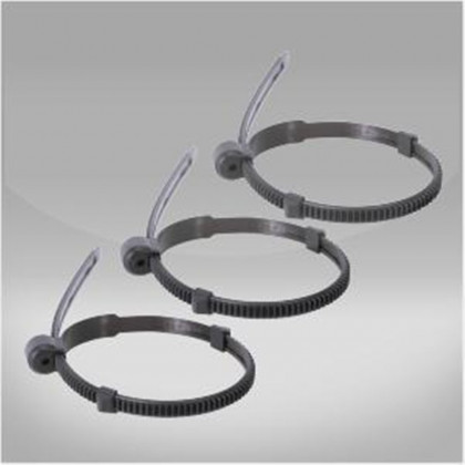 VOCAS 0500-0295-03 3 Pieces: Flexible gear ring,