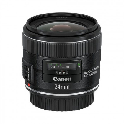 CANON CONSUMER EF 24MM F/2.8 IS USM EF 24mm f/2.8 IS USM lens,
