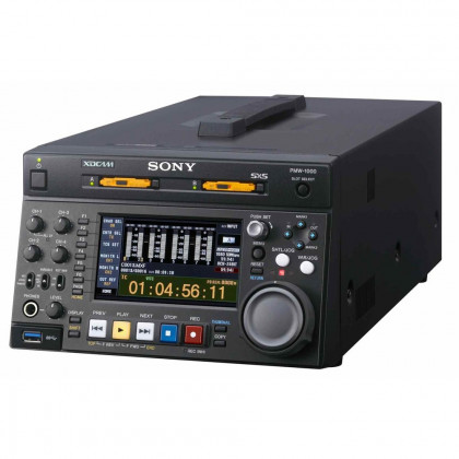 SONY PMW-1000 Sony Professional Media Statio
