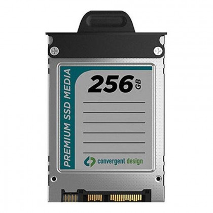 CONVERGENT DESIGN CD-OD-SSD-256GB 256GB SSD for Odyssey7 and 7Q