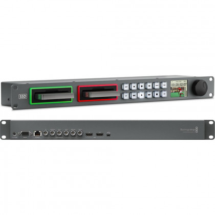 BLACKMAGIC HYPERD/ST2 BLACKMAGIC HyperDeck Studio 2