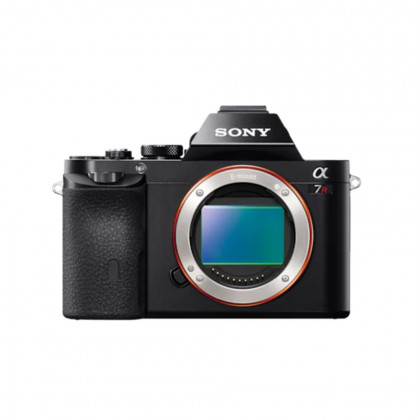 SONY ILCE7RB.CE Sony Alpha A7R Digital Mirrorless Camera (Body Only)