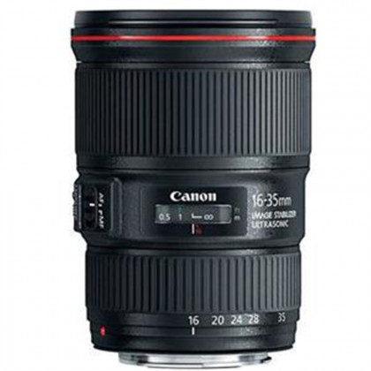 CANON CONSUMER EF 16-35MM F/4L IS USM EF 16-35mm f/4L IS USM