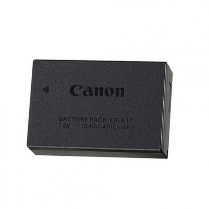 CANON CONSUMER BATTERY PACK LP-E17 Canon LP-E17 Battery