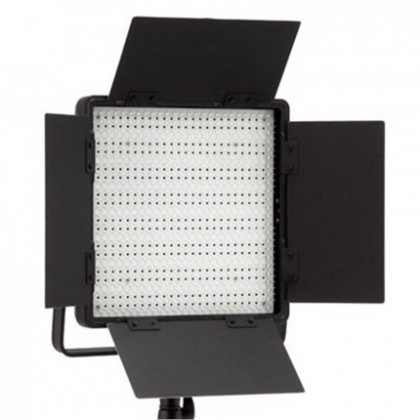 NANGUANG CN-600CSA CN-600CSA 600 LED Bi-Colour Studio 1x1 Panel with V-Lock mount