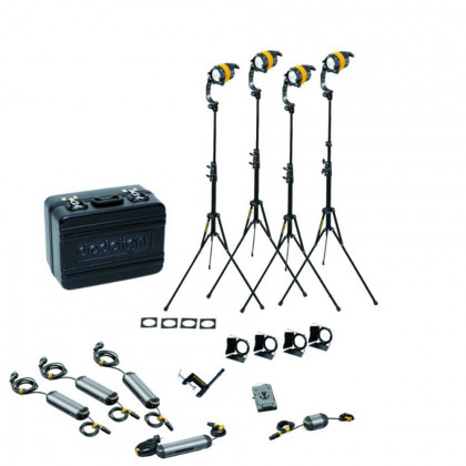 DEDO LIGHTS KUKL4-BI4R Dedolight DELED4.1 LED Bi-Colour Kit