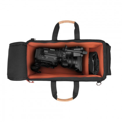PORTABRACE RIG-FS7XLOR Portabrace Wheeled Carrying Case for Sony PXW-FS7 Black