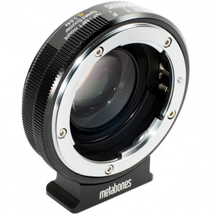 METABONES MB_SPNFG-M43-BM2 Nikon G - Micro 4/3 Speed Booster