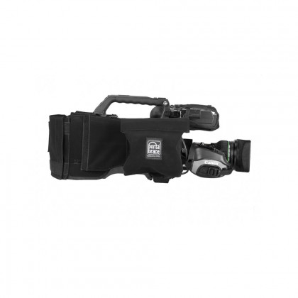 PORTABRACE CBA-HPX380B Camera BodyArmor | Panasonic AG-HPX380 | Black