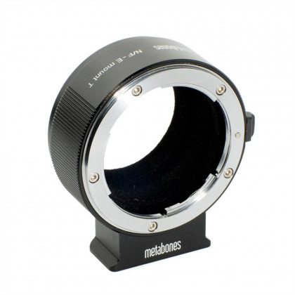 METABONES MB_NF-E-BT2 Metabones Nikon F to E-mount/NEX T II
