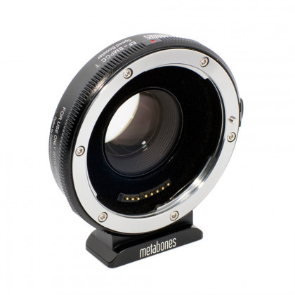 METABONES MB_SPEF-BMPCC-BT1 Canon EF Lens to BMPCC T Speed Booster