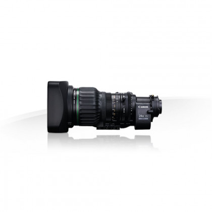 CANON HJ24EX7.5B IRSE Canon HJ24ex7.6B IRSE A/IASE ENG 2/3-inch type Broadcast Lens