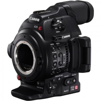 CANON CONSUMER C100 MARK II Canon C100 Mark II Full HD Camera