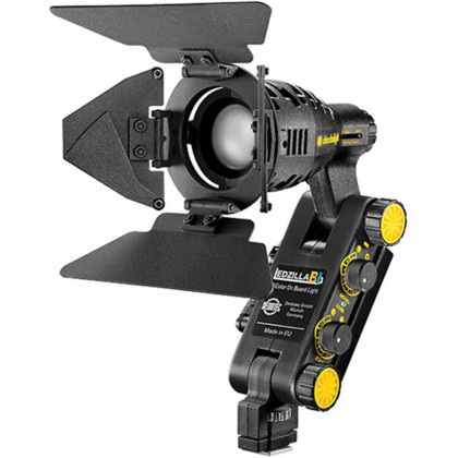 DEDO LIGHTS DLOBML2-BI Dedolight DLOBML2-BI Ledzilla Mini LED Bi-Color On-Camera Light