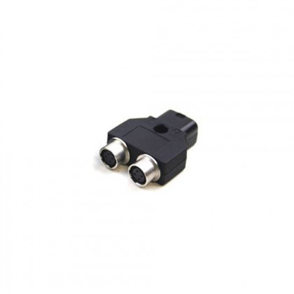 HAWKWOODS PC-HR2 Dual Hrs Female Connector