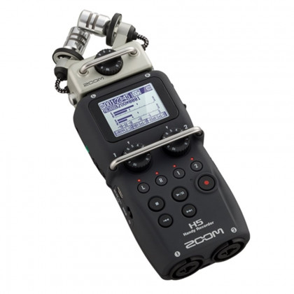 ZOOM UK H5 Zoom H5 4-Track Handy Recorder